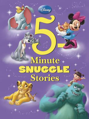 5-minute Snuggle Stories By Smith, Stuart (CRT)/ Disney Storybook Artists (ILT)
