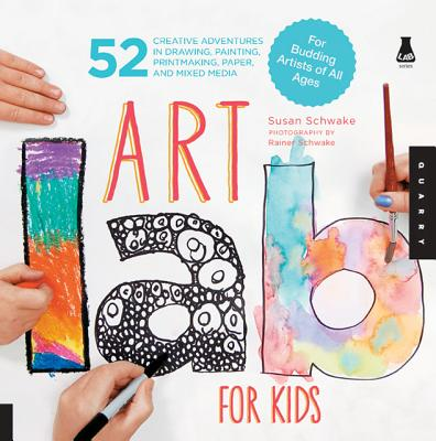 Art Lab for Kids By Schwake, Susan
